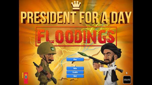 President for a Day - Floodings (Steam key)