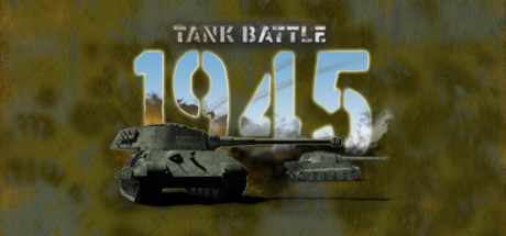 Tank Battle: 1945 (Steam key)