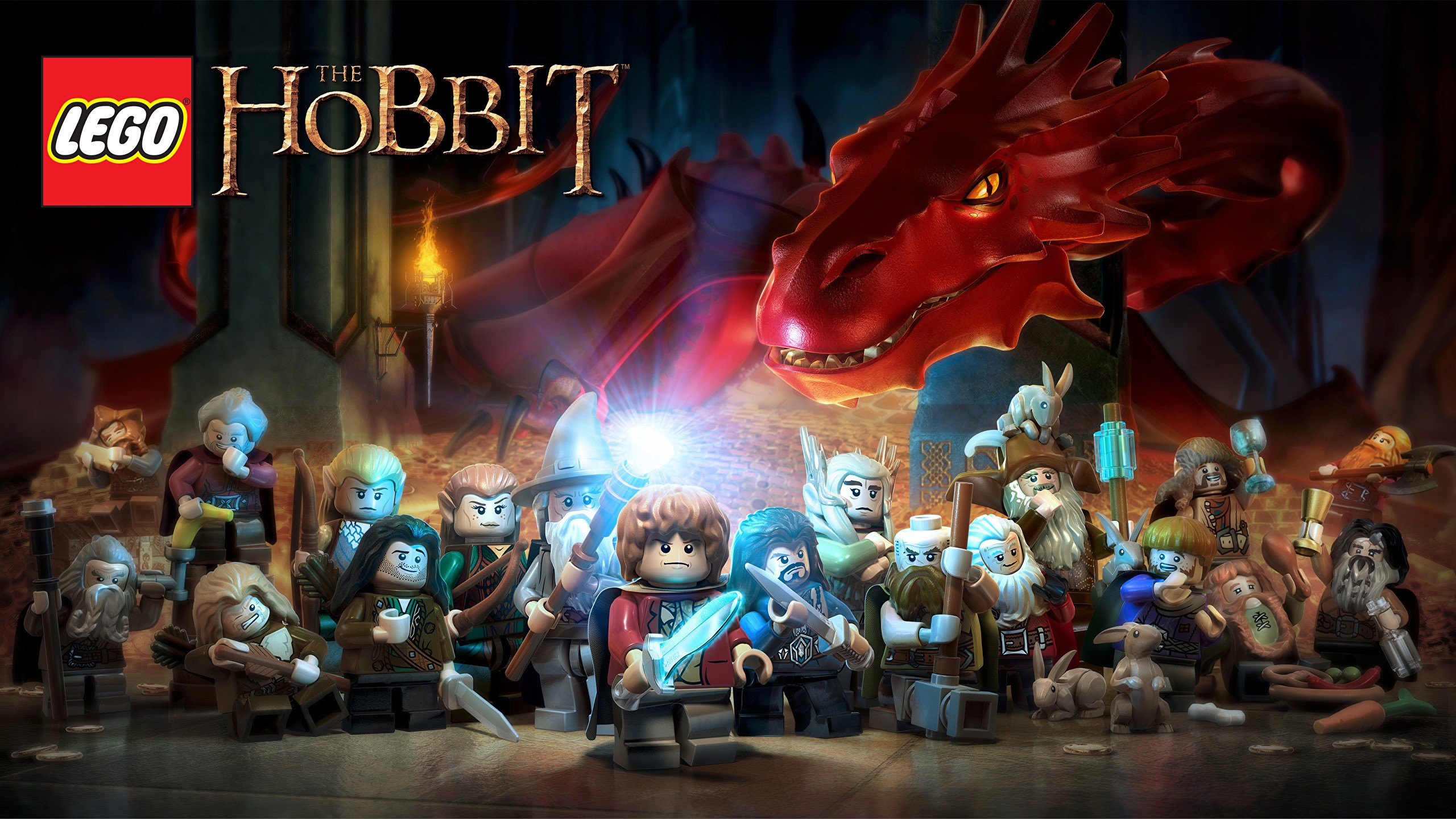 LEGO® The Hobbit™ (STEAM KEY/REGION FREE)