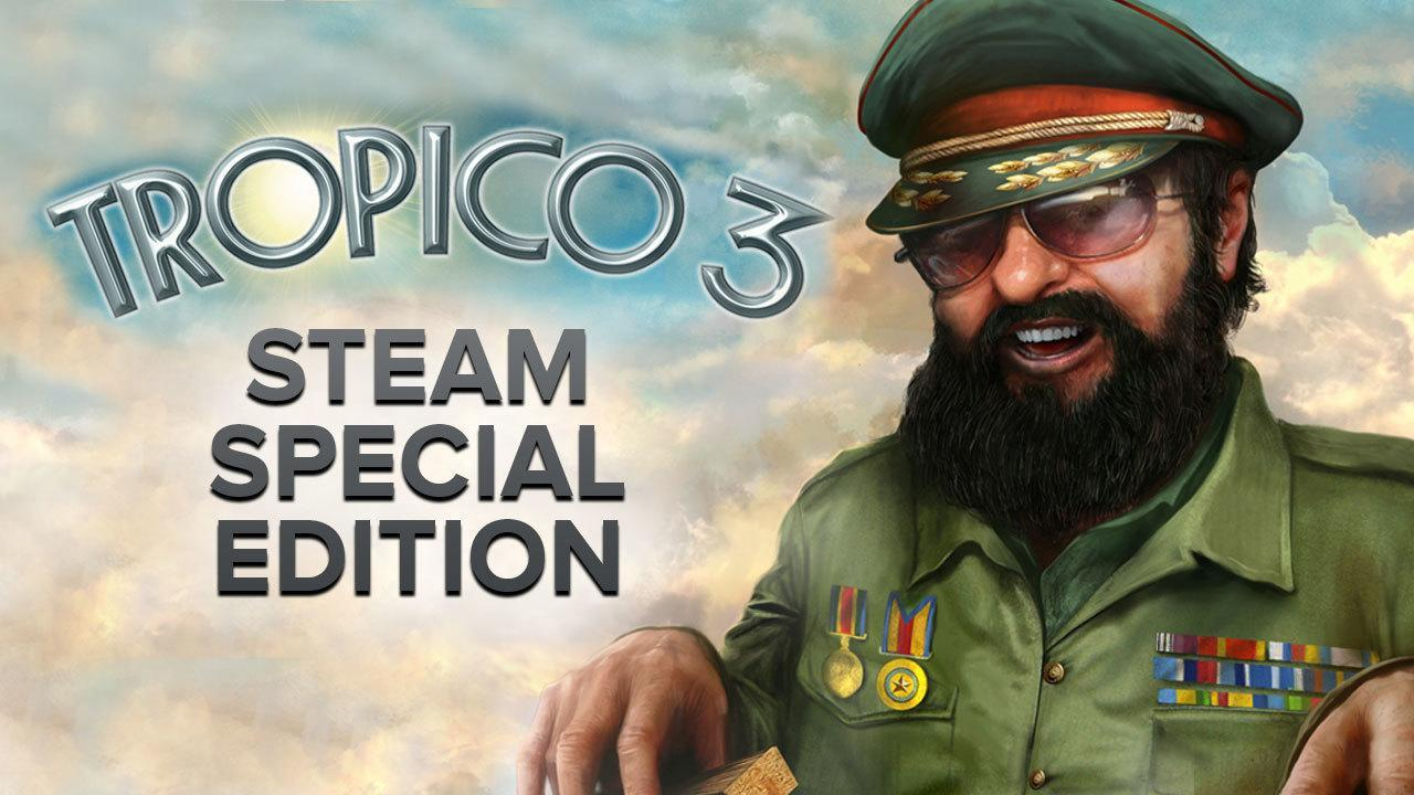 Tropico 3 (Steam Gift / RU-CIS)