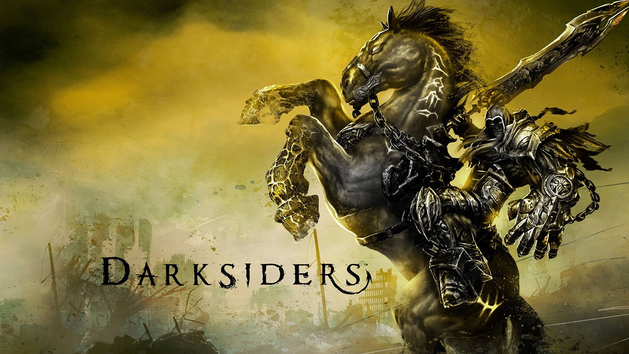 Darksiders™ (Steam Gift / RU-CIS)