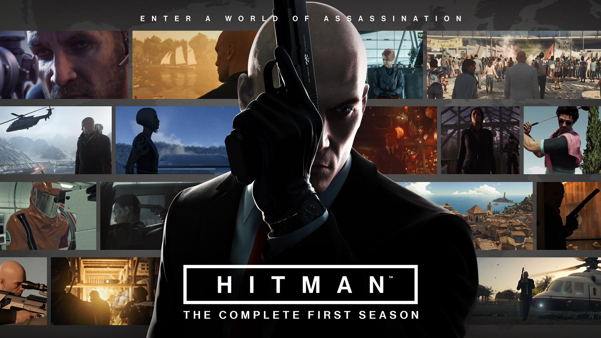 HITMAN™: The Complete First Season (Steam Gift/RU-CIS)