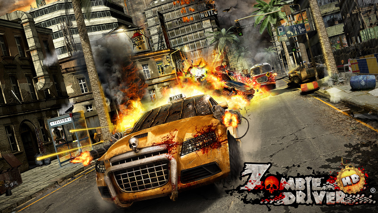 Zombie Driver HD Plus Soundtrack (Steam Gift / RU-CIS)
