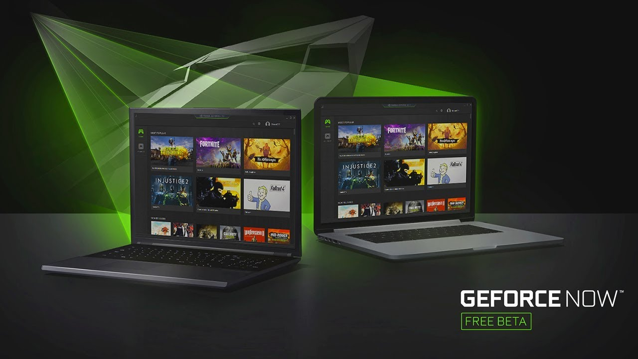 Nvidia GeForce NOW Beta Key (PC/Mac)
