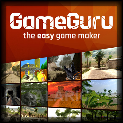GameGuru (Steam Key / Region Free)