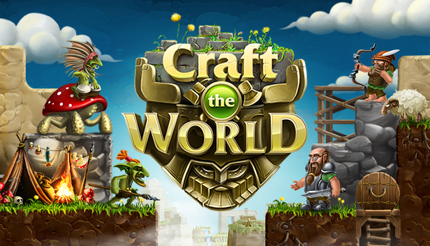 Craft The World + Multiplayer ( Steam Gift RU + CIS )