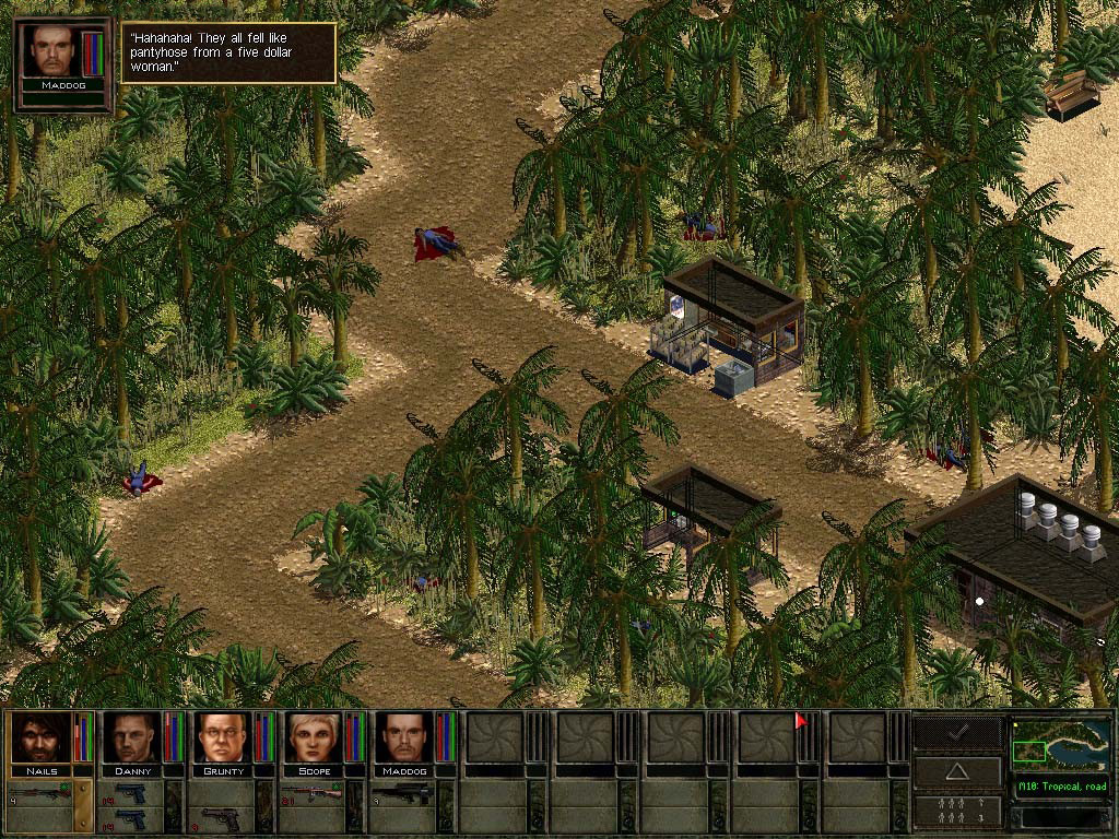 Jagged Alliance 2 - Wildfire (Steam Gift RU + CIS)