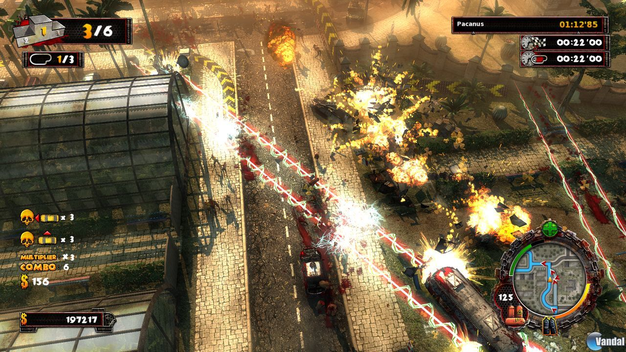 Zombie Driver HD (Steam Gift/RU CIS)
