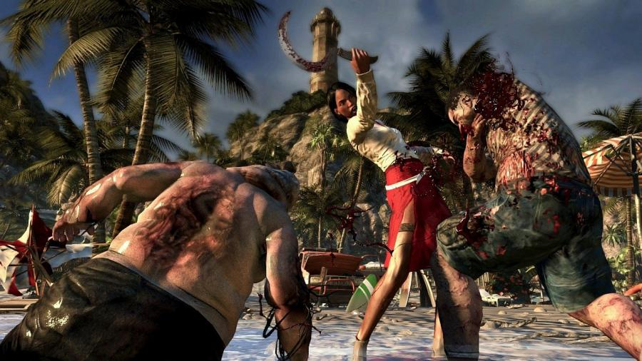 Dead Island:Game of the Year Edition (Steam key RU+CIS)
