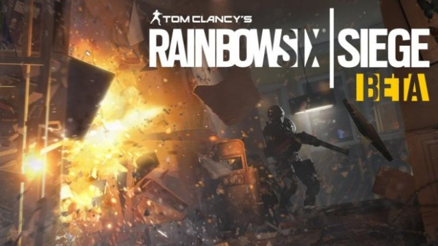Tom Clancy Rainbow Six Siege бета ключ PC/PS4/XBOX beta