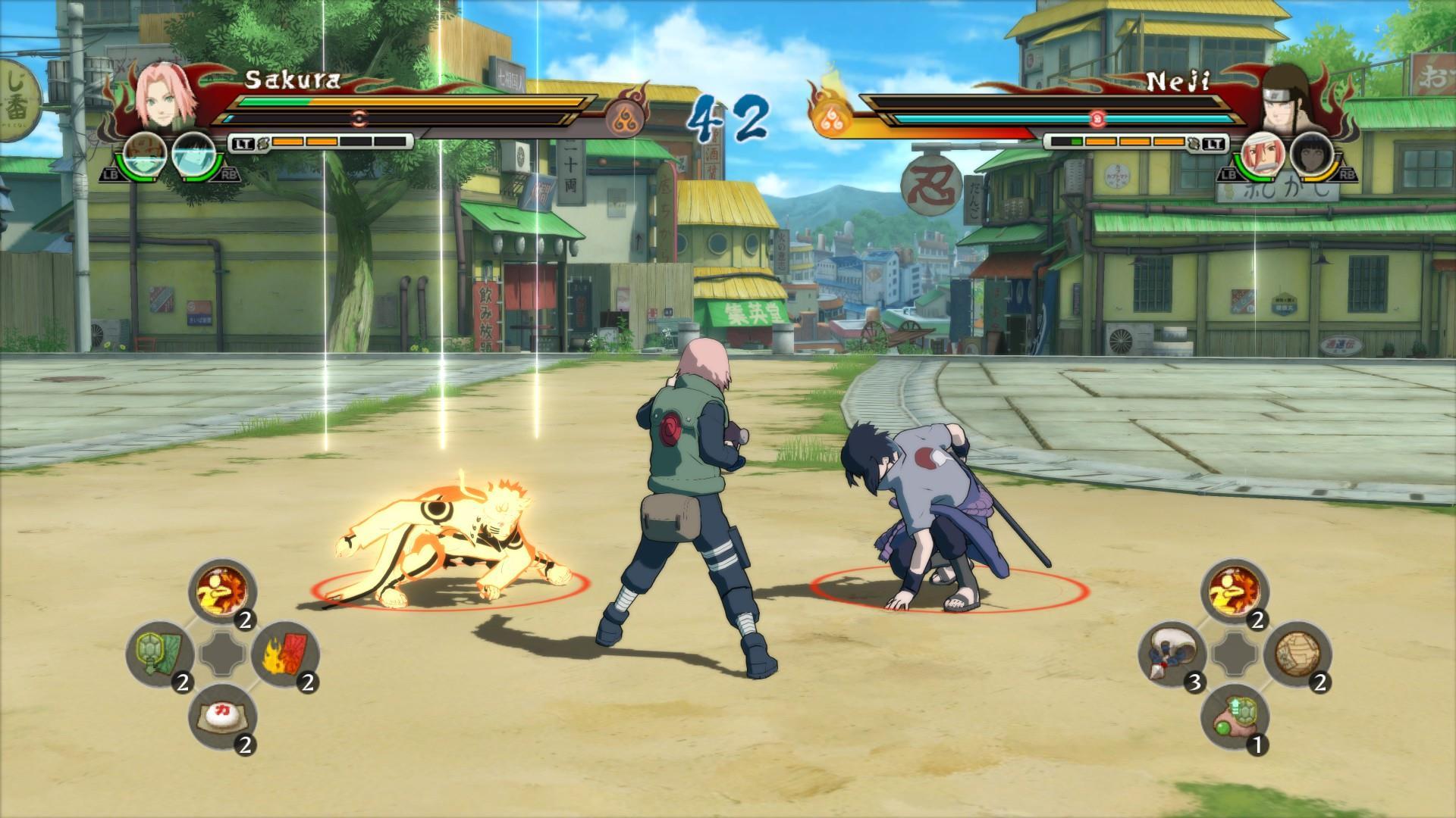 download naruto ultimate ninja storm revolution pc