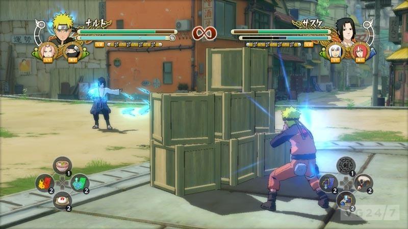 download game naruto ninja storm 3 di android