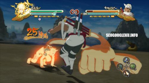 Download game naruto ultimate ninja storm revolution untuk