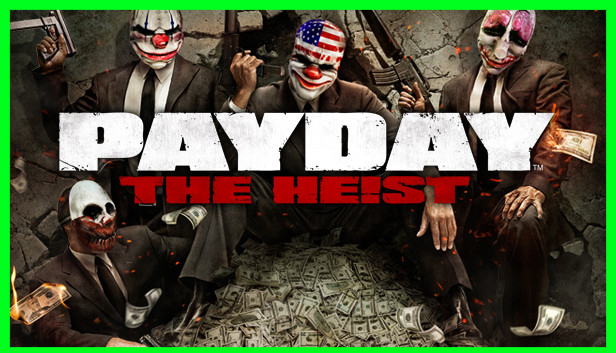 PAYDAY: The Heist (Steam Gift / RU-CIS)