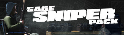 PAYDAY 2: Gage Sniper Pack DLC (Steam Gift, RU-CIS)