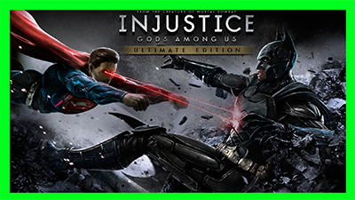 Injustice:Gods Among Us Ultimate Edition(Gift/RU+CIS)