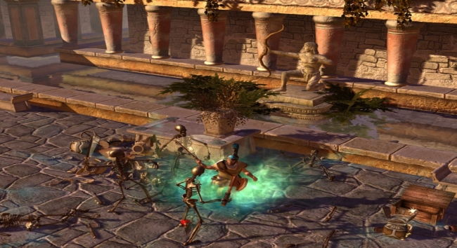 Titan Quest Gold ( Steam Gift / RU + CIS )