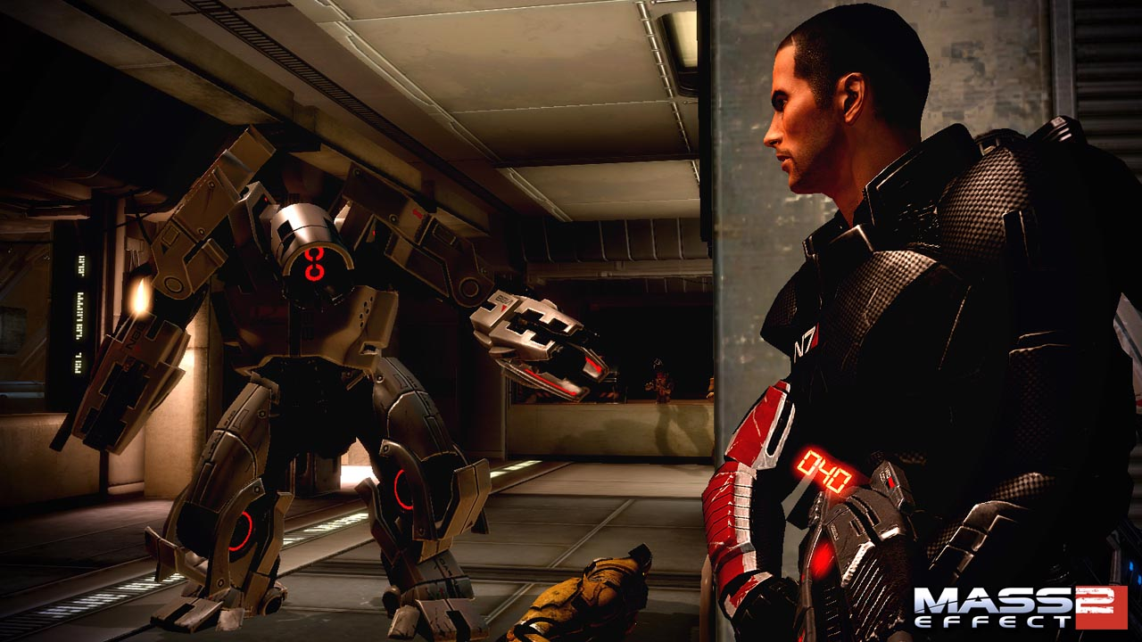Mass Effect 2 - Digital Deluxe (Steam Gift / RU+CIS)