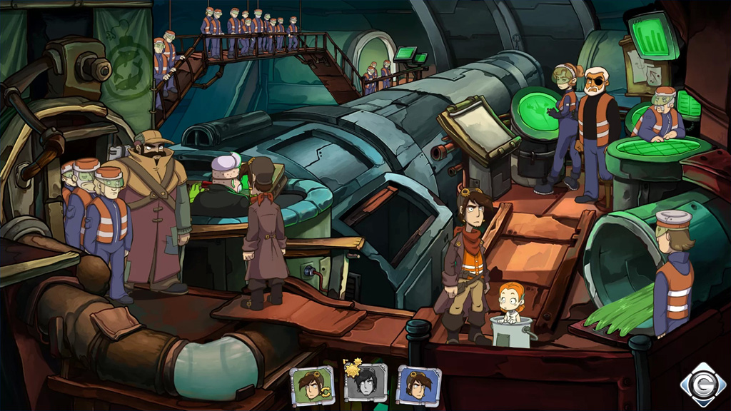 GOODBYE DEPONIA ( STEAM KEY / REGION FREE )