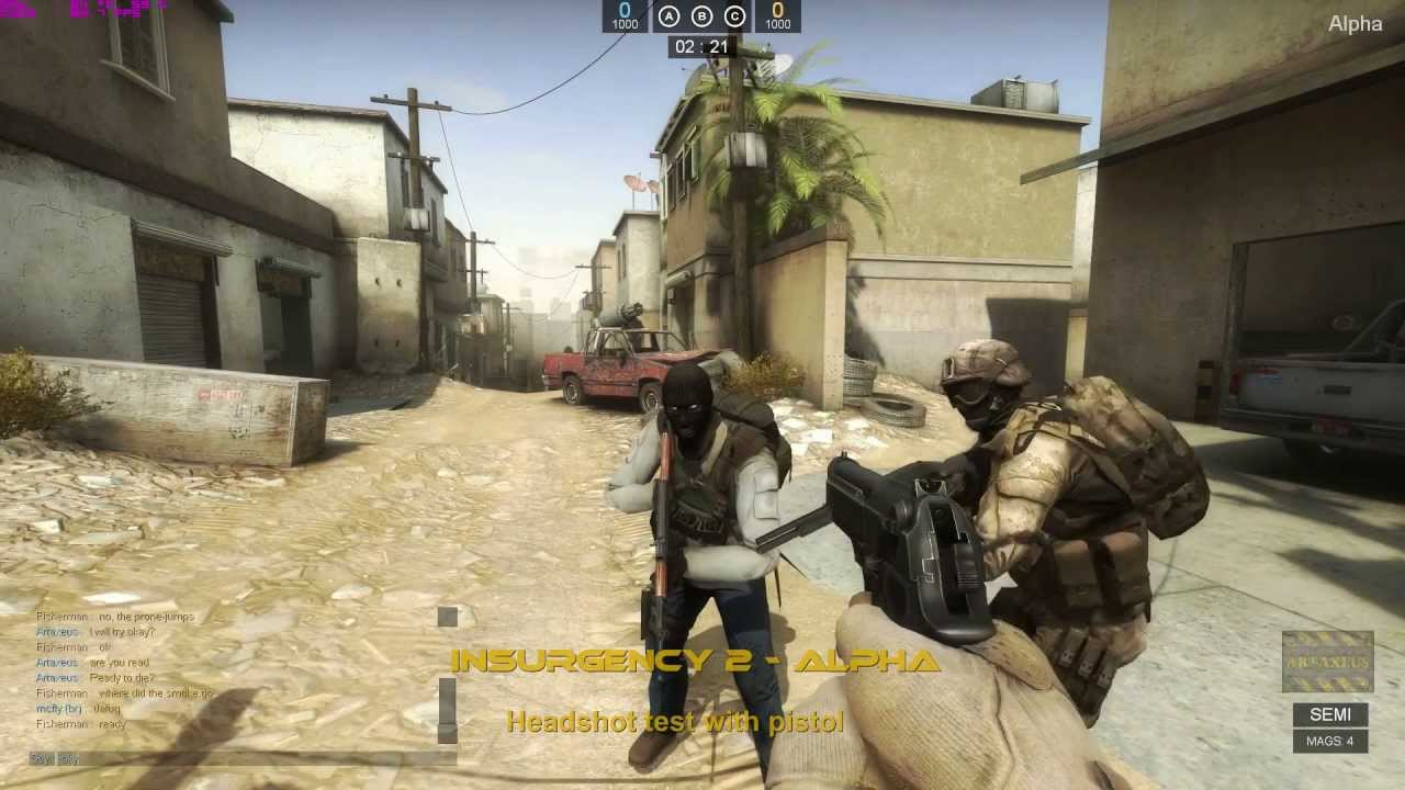 Insurgency ( Steam Key / Region Free )