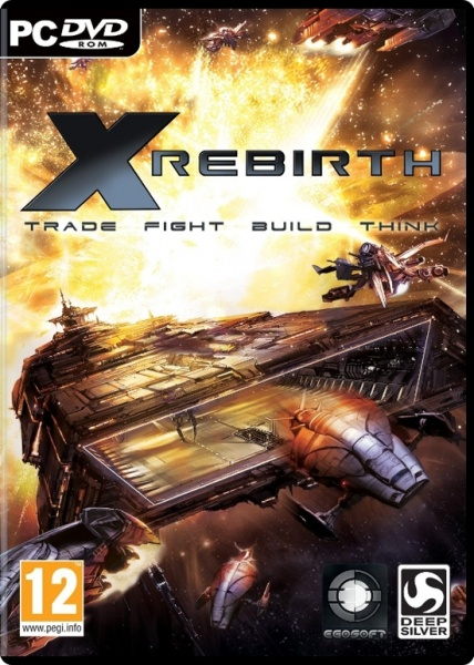 X Rebirth ( Steam Key | RU + CIS )