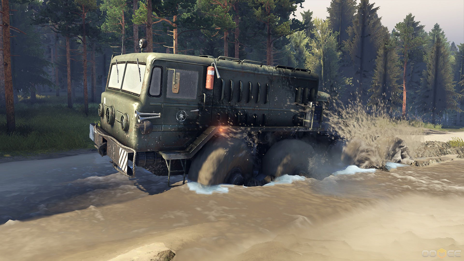 SPINTIRES ( Steam Key | Region Free ) + ПОДАРОК