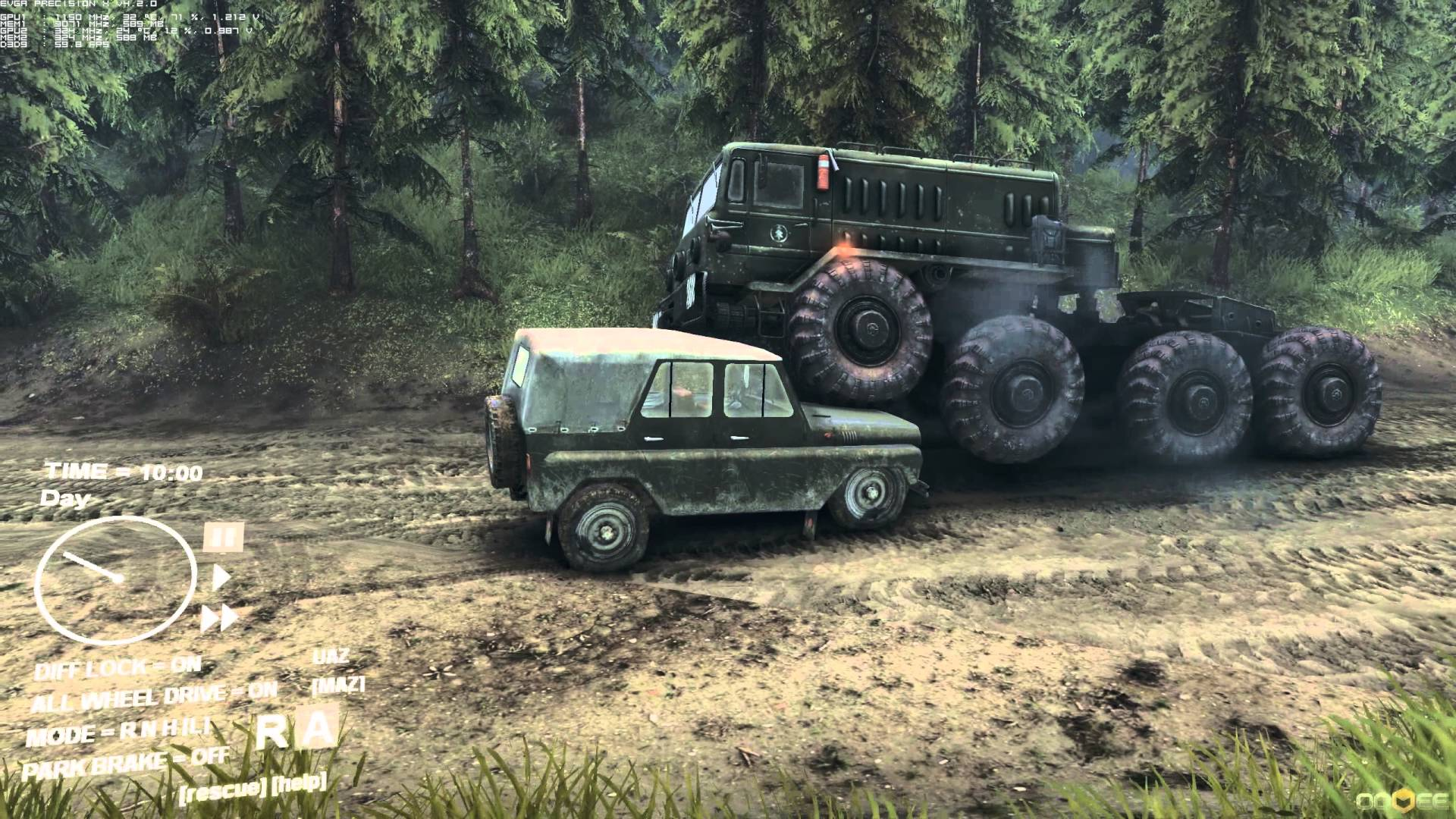 SPINTIRES ( Steam Key | Region Free )