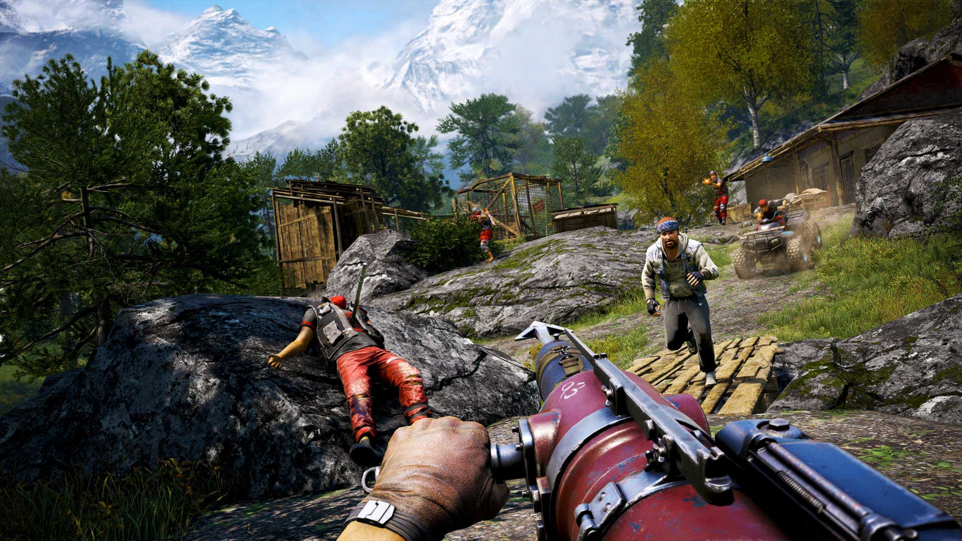 Far Cry 4 Limited Edition (Uplay Key | RU+CIS)