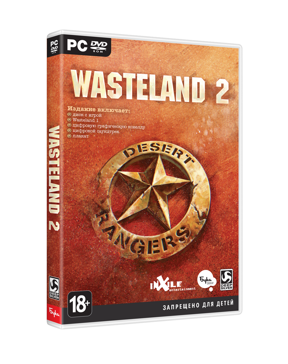 Wasteland 2 - Directors Cut ( Steam Key | RU + CIS )