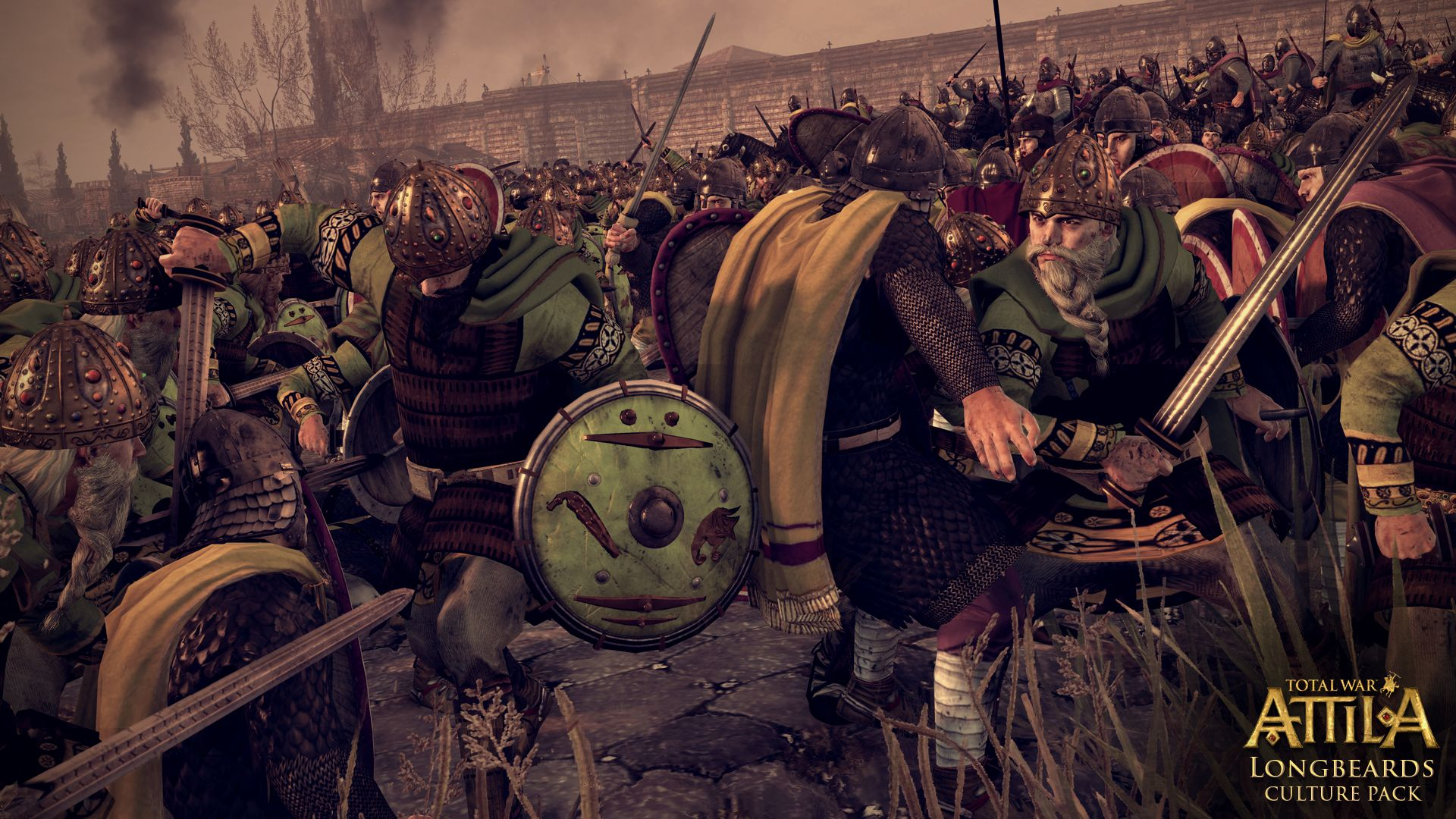 Total War: ATTILA: Longbeards ( Steam Gift ) DLC