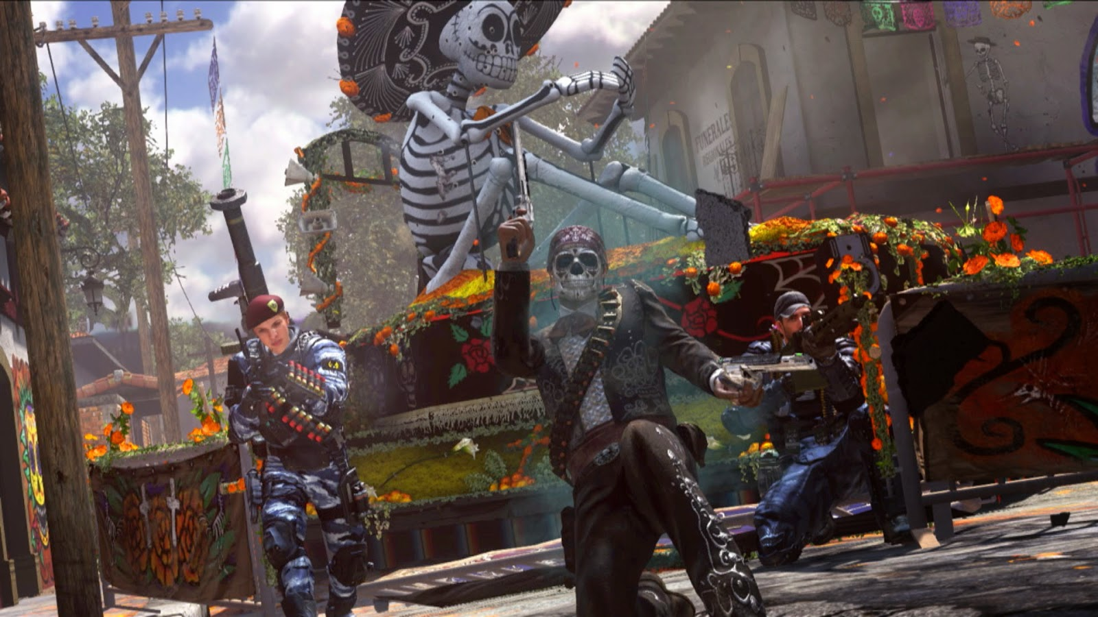 Call of Duty: Ghosts DLC 3 Invasion (Steam) + ПОДАРОК