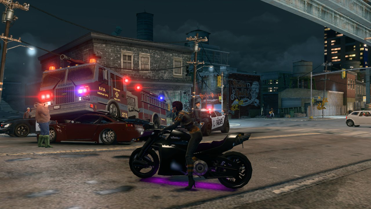 Saints Row The Third Steam Matchmaking