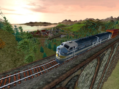 Railroad Tycoon 3 ( Steam Key | RU + CIS )