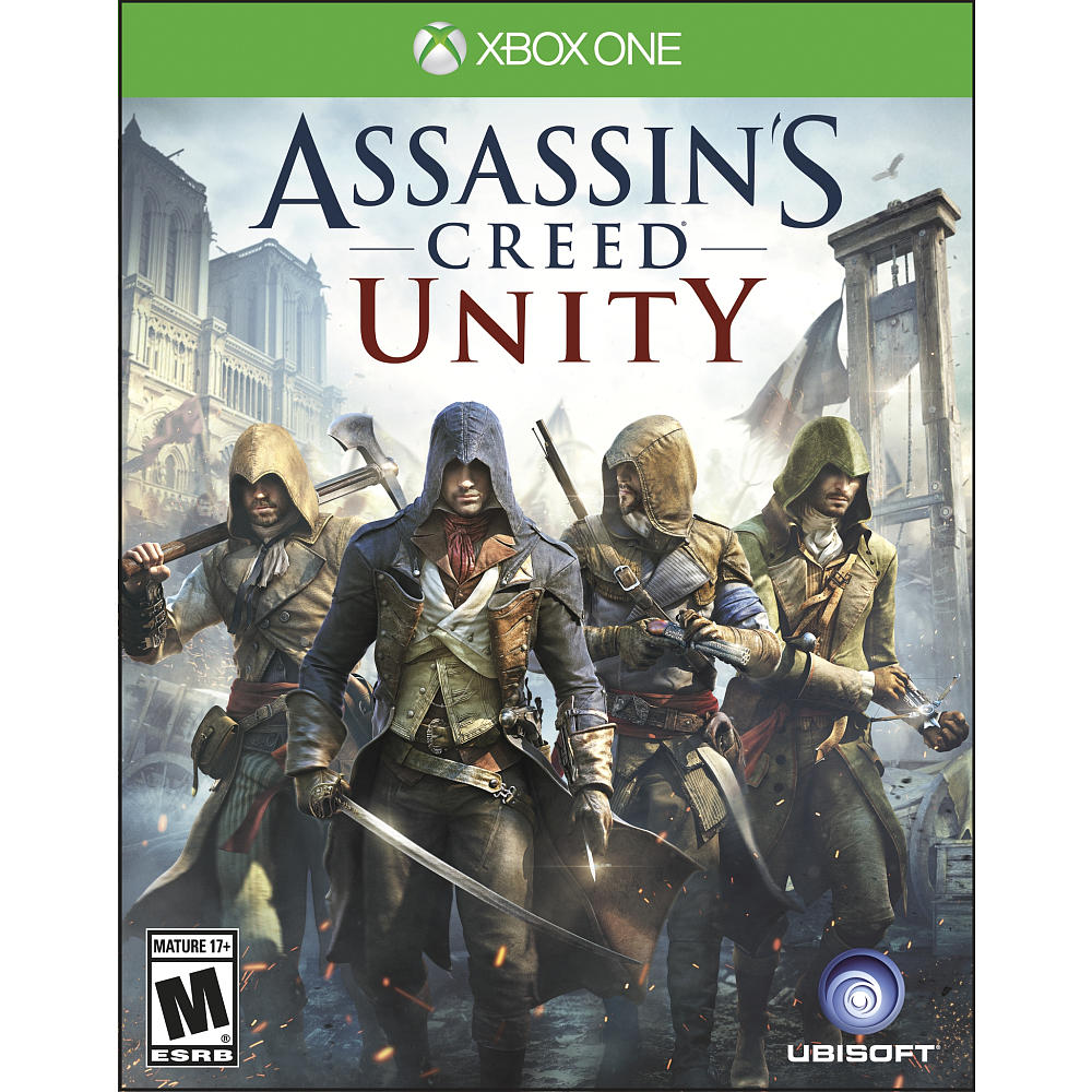 ASSASSINS CREED UNITY - XBOX ONE KEY (REGION FREE)