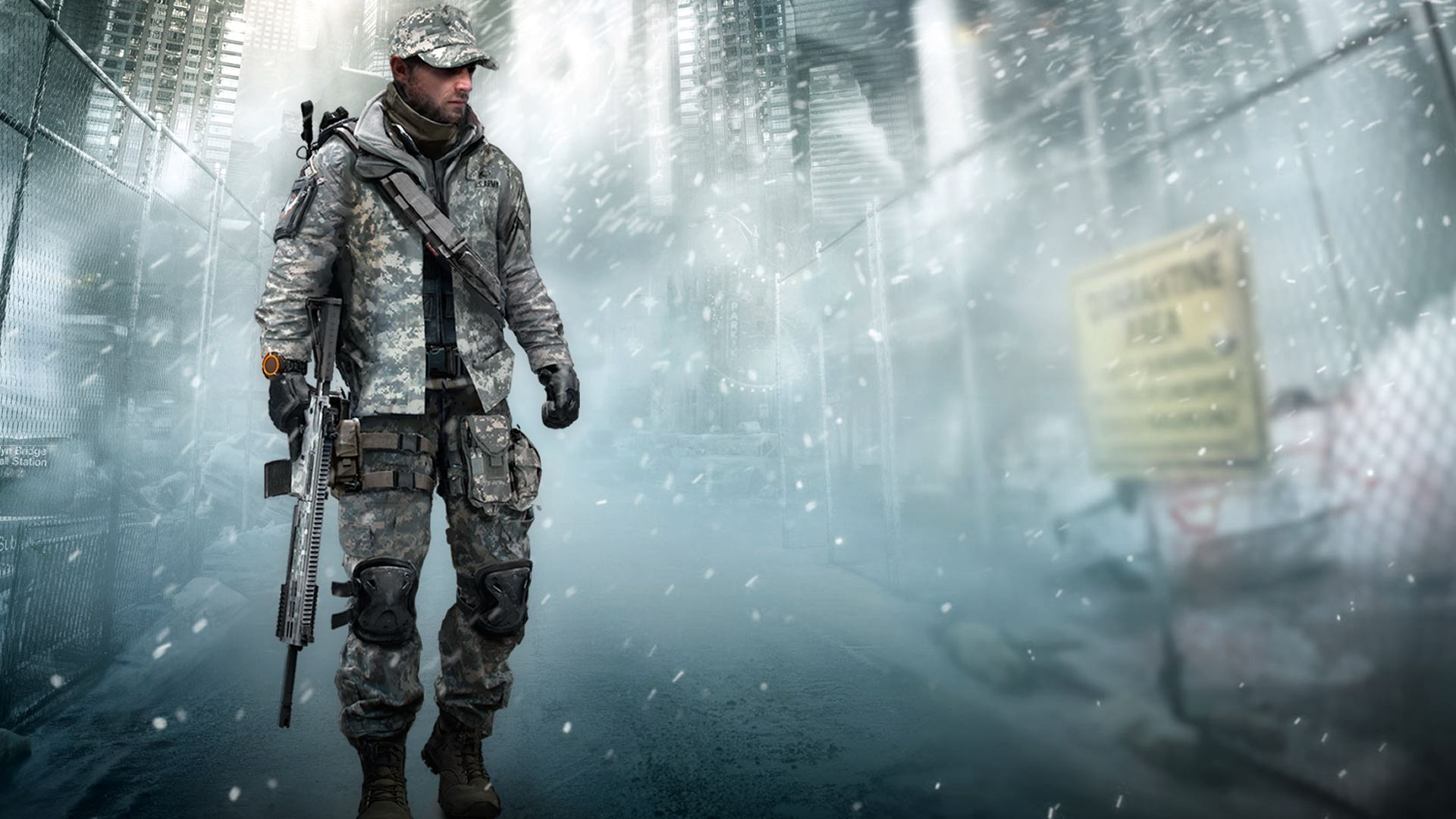 Tom Clancy´s The Division Military Outfit Pack - D