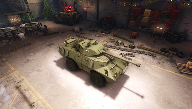 Armored Warfare: Lav-150 90