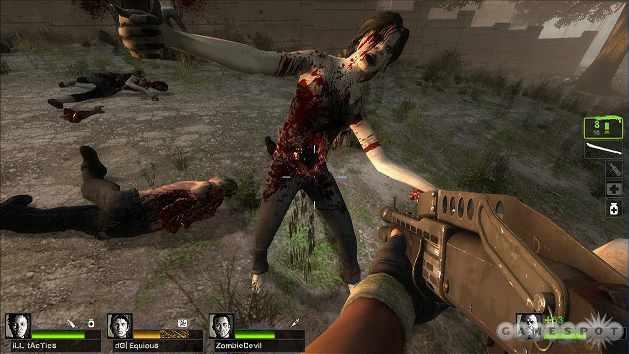 Left 4 Dead 2 RU CIS (Steam)
