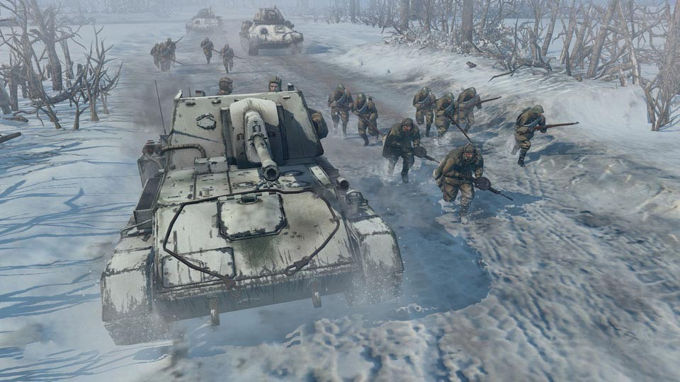 Company of Heroes Franchise Edition RU CIS (Steam)