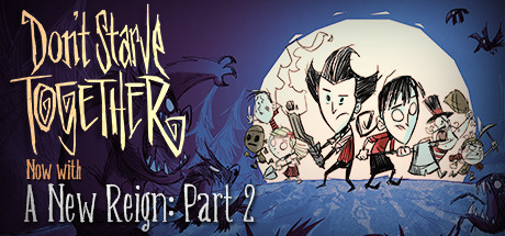Dont Starve Together new accounts (Region Free)