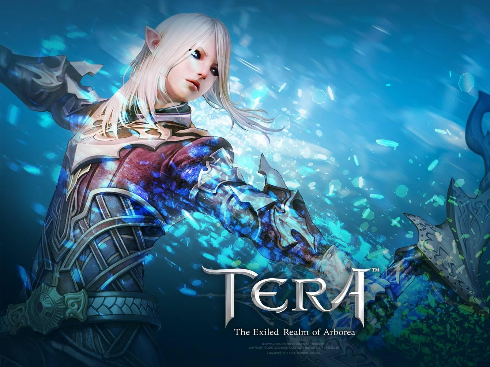 TERA ONLINE PlayStation4 - Xbox One Start Access