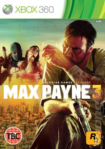 ✅⭐✅ Max Payne 3 (XBOX 360)❤️🎮