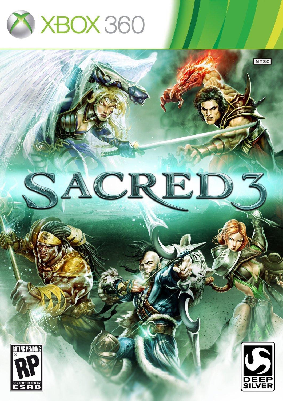 ✅⭐✅ Sacred 3 + OF: Dragon Rising XBOX 360❤️🎮