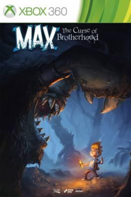 ✅⭐✅ Max: Curse of Brotherhood XBOX 360❤️🎮