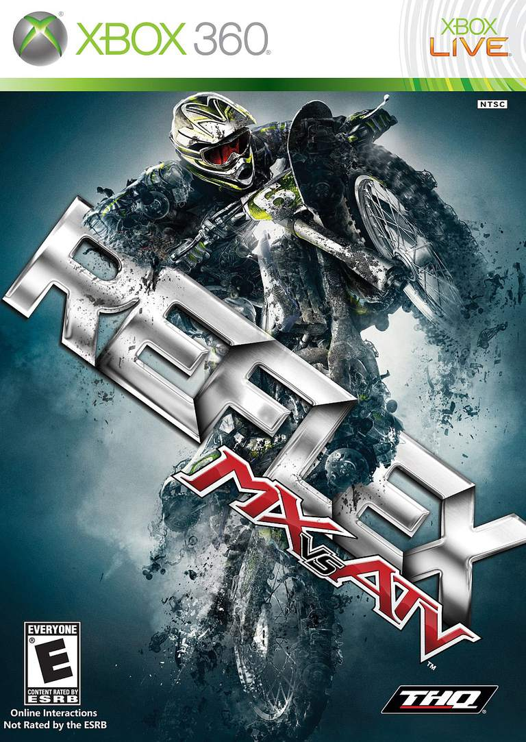 Far Cry 3 + MX vs ATV Reflex (XBOX 360) General account