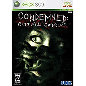 Condemned (XBOX 360) General account🔥