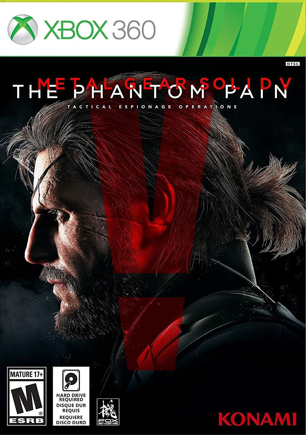 Buy now MGS V: The Phantom Pain + 2 games (XBOX 360) + GIFT🔥 and