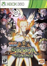 Naruto Storm R + Fable 3 +Assassin's Creed 3 (XBOX 360)