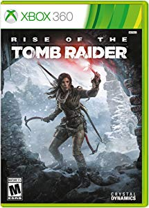 ✅⭐✅ Rise of the Tomb Raider XBOX 360❤️🎮