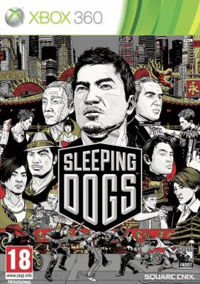 Sleeping Dogs + 2 games (XBOX 360) General account🔥
