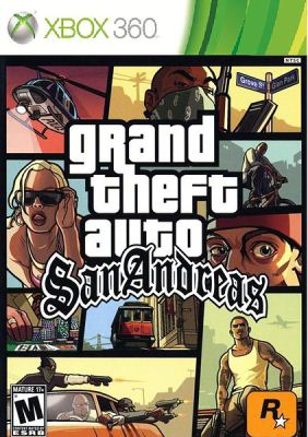 GTA San Andreas + 2 games (XBOX 360) General account🔥